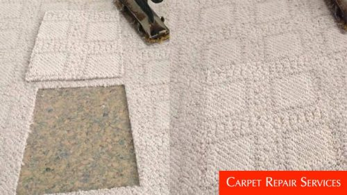 Carpet Repair Newport