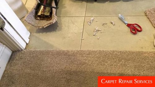 Carpet Repairs Newport