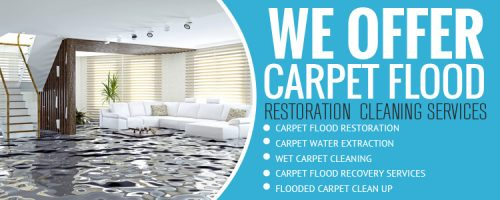 Flood Water Damage Restoration Melbourne