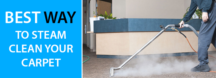Steam Clean Your Carpet Melbourne