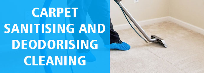 Carpet Sanitising and Deodorising