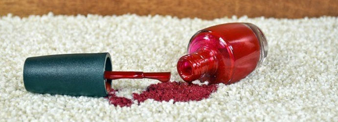 Removing Nail Polish from the Carpet
