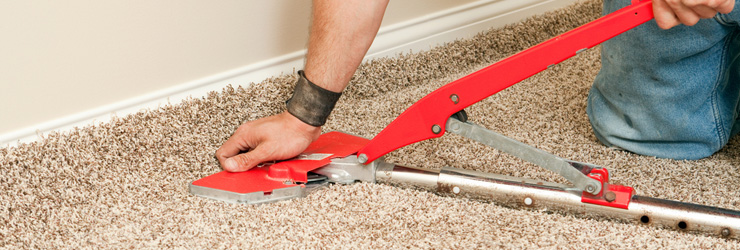 Carpet Stretching Or Repair