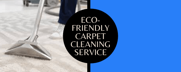Eco-Friendly Carpet Cleaning Service Bunkers Hill