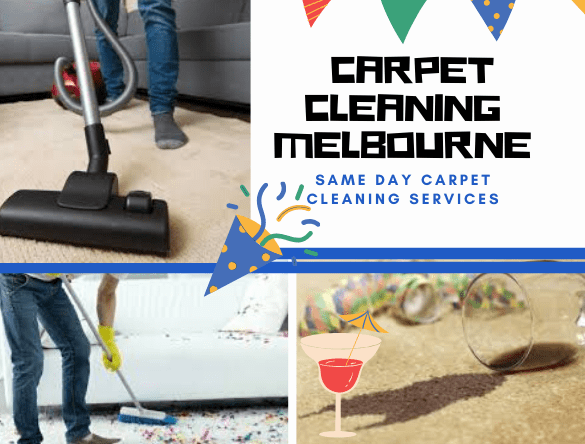 Carpet Cleaning Service Seaholme