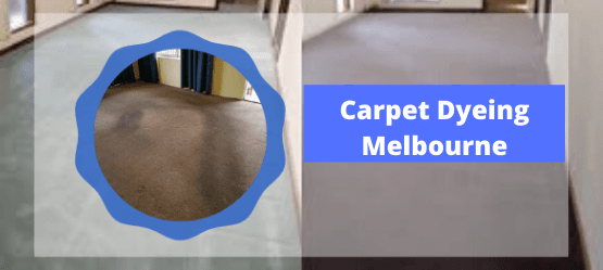 Carpet Dyeing Geelong