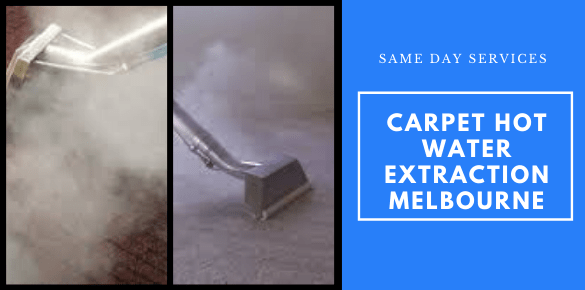 Carpet Hot Water Extraction Lerderderg