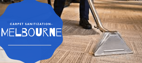 Carpet Sanitization Carlton