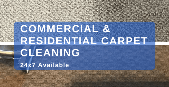 Commercial & Residential Carpet Cleaning Lawrence