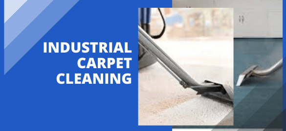 Industrial Carpet Cleaning Werneth