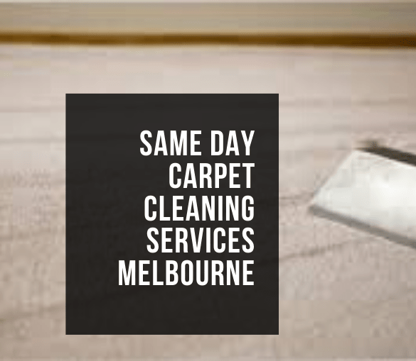 Same Day Services East Bendigo