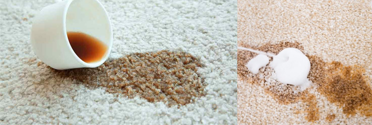 Carpet Clean And Remove Stains